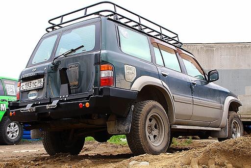 лифт комплект Nissan Patrol