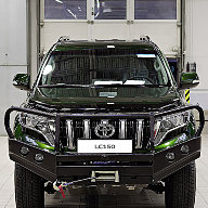 Силовой обвес Toyota Land Cruiser Prado 150 рестайлинг